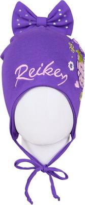 Шапочка Reike Ежевика фиолетовая р. 50 шапочка reike ежевика фиолетовая р 50