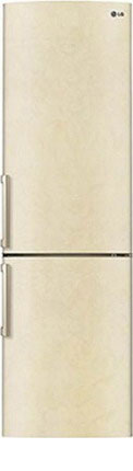 Двухкамерный холодильник LG GA-B 499 YECZ холодильник с морозильной камерой lg ga b409uqda