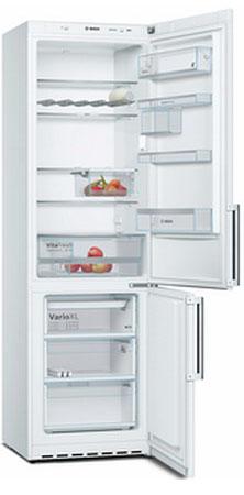 Двухкамерный холодильник Bosch KGE 39 AW 21 R холодильник bosch kgn39nw13r двухкамерный белый