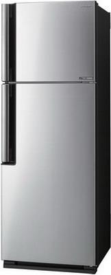 Двухкамерный холодильник Sharp SJ-XE 35 PMSL двухкамерный холодильник don r 297 g