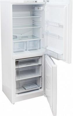 Двухкамерный холодильник Leran CBF 167 W leran g 60401 ix