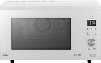 Микроволновая печь - СВЧ LG MJ 3965 BIH конвекция  белый bask fast mj z4253