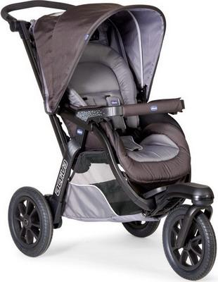 Коляска Chicco ACTIV3 Grey 07079541470000 прогулочная коляска chicco activ3 grey