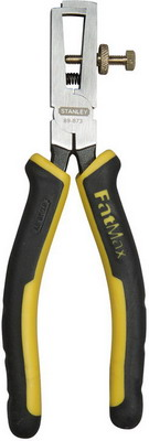 Кусачки Stanley FatMax 0-89-873 stanley fatmax 200mm 0 97 545 разводной гаечный ключ silver