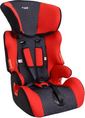 Автокресло Siger Космо ART 9-36 кг красное KRES 0045 автокресло siger космо группа 1 2 3 red крес0045