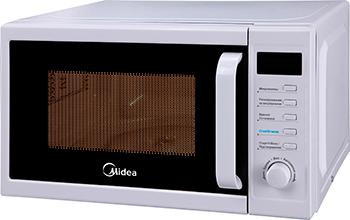 Микроволновая печь - СВЧ Midea AM 820 CUK-W встраиваемая микроволновая печь свч midea ag 820 bju ss