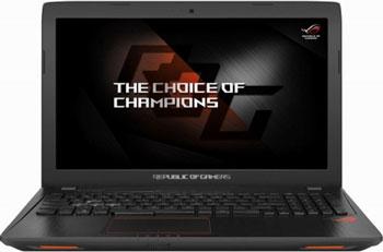 Ноутбук ASUS GL 553 VD-FY 1114 T (90 NB0DW3-M 17740) черный ноутбук asus fx 553 vd dm 1137 90 nb0dw4 m 19850