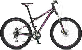 Велосипед Stinger 26 AHD.OMEGAD.16 BK6 26'' Omega D 16'' черный велосипед stinger 26 ahd omegad 16 bk6 26 omega d 16 черный