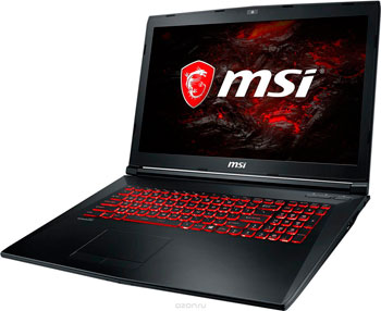 Ноутбук MSI GL 72 M 7REX-1237 RU ноутбук msi gs43vr 7re 094ru phantom pro 9s7 14a332 094
