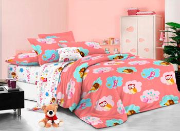 Комплект постельного белья Sweet Baby Grande Nuvole комплект постельного белья marie claire комплект постельного белья
