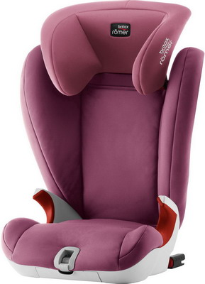 Автокресло Britax Roemer Kidfix SL Wine Rose Trendline 2000027869 britax roemer kidfix xp mineral purple trendline