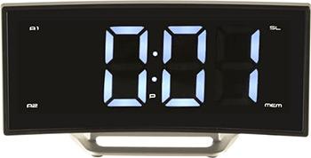 Радиобудильник MAX CR-2906 W max cr 2905g black green радиобудильник