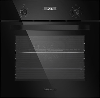 Встраиваемый электрический духовой шкаф MAUNFELD EOEM.589 B2 sicher b2 kursbuch