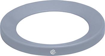База для гимнастического мяча Lite Weights 1800 LW серая база sparco f300ifix