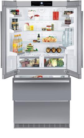 Многокамерный холодильник Liebherr CBNes 6256 (CBNes 62560) встраиваемый многокамерный холодильник liebherr ecbn 6256