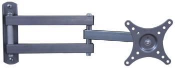 Кронштейн для телевизоров Benatek LCD-COBRA 33 S серебристый кронштейн для телевизоров benatek plasma 33 ab черный