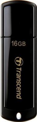 Флеш-накопитель Transcend 16 Gb JetFlash 350 TS 16 GJF 350 USB 2.0 чёрный флеш накопитель transcend 64 gb jetflash 350 ts 64 gjf 350 usb 2 0 чёрный