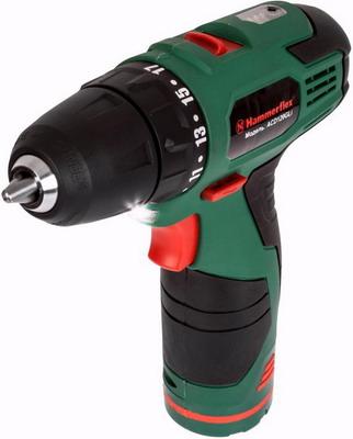 Дрель-шуруповерт Hammer ACD 120 GLi 101-033 hammer drl400a дрель шуруповерт