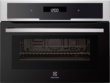 Встраиваемая микроволновая печь СВЧ Electrolux EVY 96800 AX микроволновая печь с грилем electrolux ems21400s