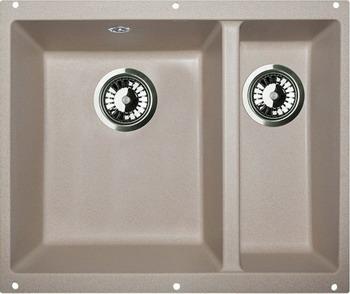 Кухонная мойка Zigmund amp Shtain INTEGRA 500.2 осенняя трава zigmund amp shtain integra 500 2 индийская ваниль