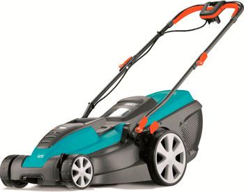 Колесная газонокосилка Gardena PowerMax 42 E колесная газонокосилка champion lm 5345 bs