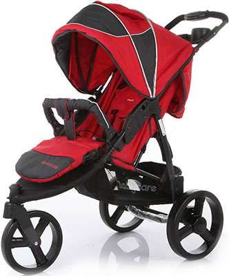 Коляска Baby Care Jogger Cruze  (Red) baby care jogger cruze