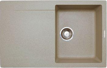 Кухонная мойка LAVA L.4 (SAHARA бежевый) кухонная мойка ukinox stm 800 600 20 6