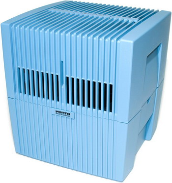 Мойка воздуха Venta LW 25 голубая venta lw 25 black мойка воздуха