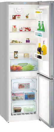 Двухкамерный холодильник Liebherr CNPel 4813 двухкамерный холодильник liebherr ctp 2521