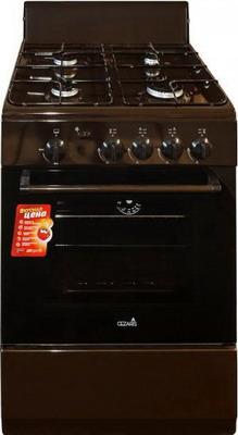 Газовая плита Cezaris ПГ 2100-01 коричневый cezaris 2100 01