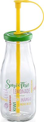 Бутылка для смузи Tescoma myDRINK 300 мл 308812 трафареты для капучино tescoma mydrink 6 pcs 308850