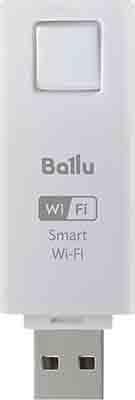 Модуль съёмный управляющий Ballu Smart Wi-Fi BEC/WF-01 140f1142 devireg smart интеллектуальный с wi fi бежевый 16 а