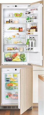 Картинка для Комплект холодильник + морозильная камера Liebherr