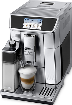 Кофемашина автоматическая DeLonghi ECAM 650.85.MB кофемашина автоматическая philips hd 8649 01