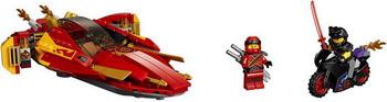 Конструктор Lego Ninjago: Катана V 11 70638 конструктор lego ninjago вестник бури 70652