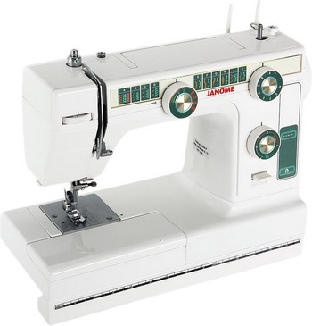Картинка для Швейная машина JANOME