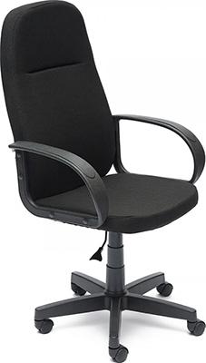 Офисное кресло Tetchair LEADER (ткань Черный 2603) кресло tetchair сн747 ткань черный 2603