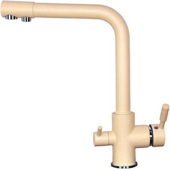 Кухонный смеситель Zigmund amp Shtain 1300 топленое молоко кухонный смеситель zigmund amp shtain 1300 нержавеющая сталь
