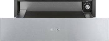 Встраиваемый шкаф для подогревания посуды Smeg CPR 315 X smeg fme 24 x 2