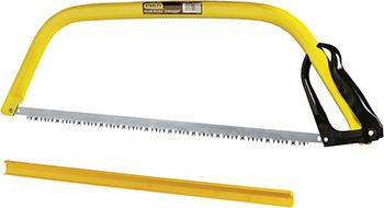 цена Пила лучковая Stanley 1-15-403 760 мм