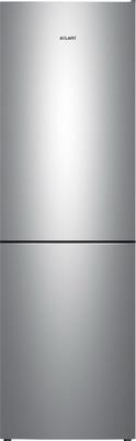 Двухкамерный холодильник ATLANT ХМ 4621-181 серебристый двухкамерный холодильник atlant хм 6325 181