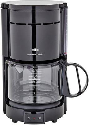Кофеварка BRAUN 4069-KF 47/1 BK кофеварка braun новинка есть в наличии 1000 вт черный kf 7020