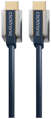 Кабель Clicktronic HDMI-HDMI v1.4 2м (70503)
