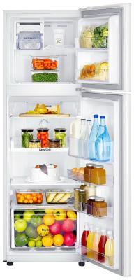 Двухкамерный холодильник Samsung RT-25 HAR4DWW/WT духовой шкаф samsung nv75j5540rs wt