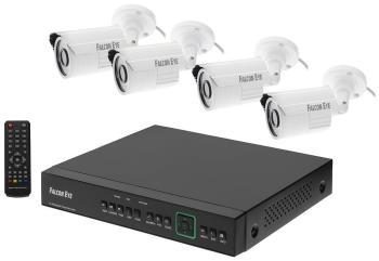 Комплект видеонаблюдения Falcon Eye от Холодильник