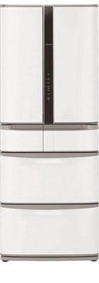 Многокамерный холодильник Hitachi R-SF 48 EMU W