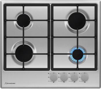 Фото Встраиваемая газовая варочная панель Schaub Lorenz. Купить с доставкой