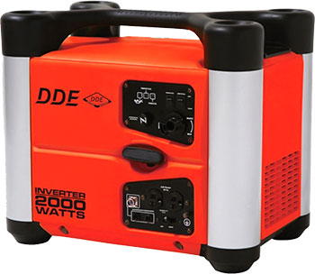 цены  Электрический генератор и электростанция DDE DPG 2051 Si