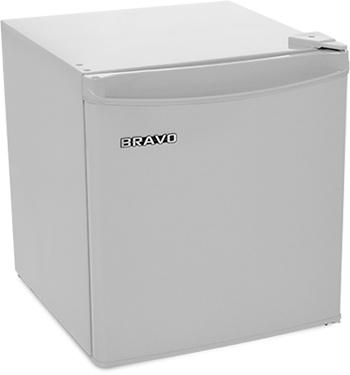 Минихолодильник Bravo XR 50 S серебристый xr