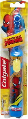 Зубная щетка Colgate Spiderman электрическая